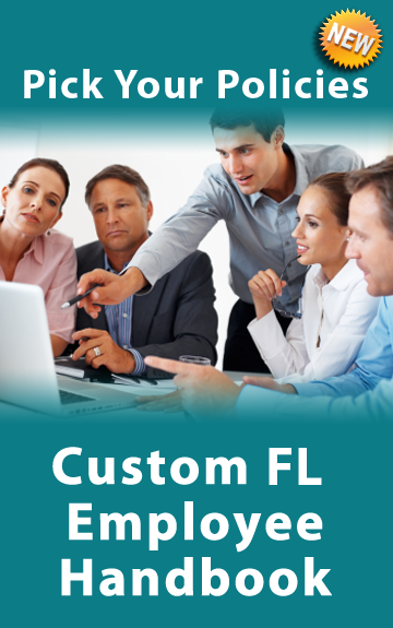 Pick Your Policies Florida Employee Manual