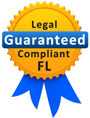 Legal Compliant with FL Guaranteed